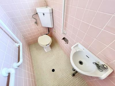 【トイレ】向野2丁目貸家