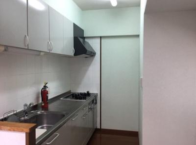 【キッチン】ライオンズマンション首里城西