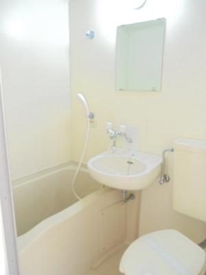 【浴室】スカイコート金町第3