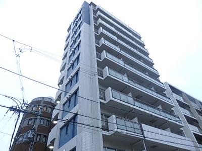 【外観】クレイドル四天王寺