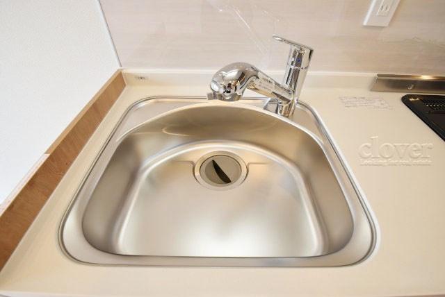 シンク 浄水機能付キッチン水栓