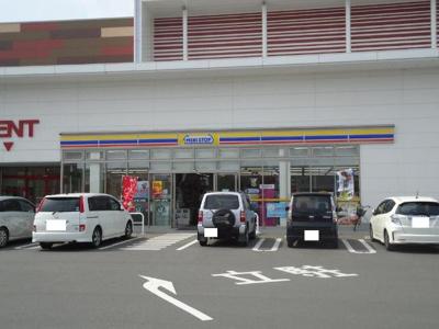 ミニストップ太田内ケ島南店まで437m