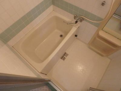 【浴室】ホワイトキャッスル