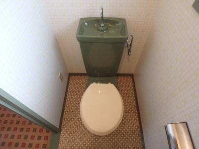 【トイレ】ホワイトキャッスル