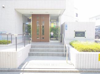【エントランス】インペリアル東久留米ハイム