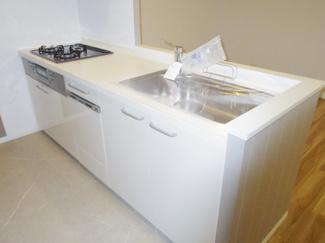 新規交換 食洗器、浄水器付