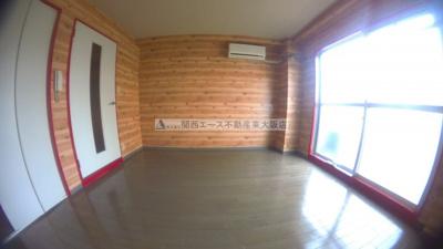 【洋室】ウイングハウス