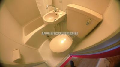 【トイレ】ウイングハウス