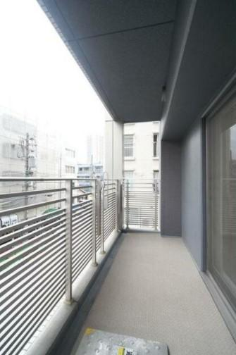 【バルコニー】i-Suite Higashi Nakano