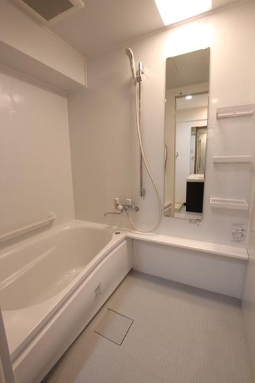 【浴室】ダイアパレス植物園南