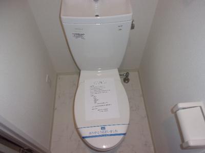 【トイレ】ル・レーブ押上