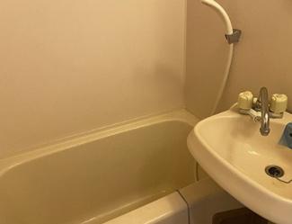 【浴室】相模原市緑区下九沢一棟マンション