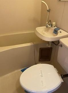 【トイレ】相模原市緑区下九沢一棟マンション