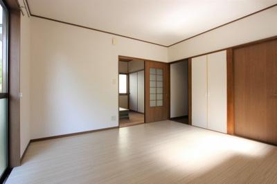 【和室】西本貸家