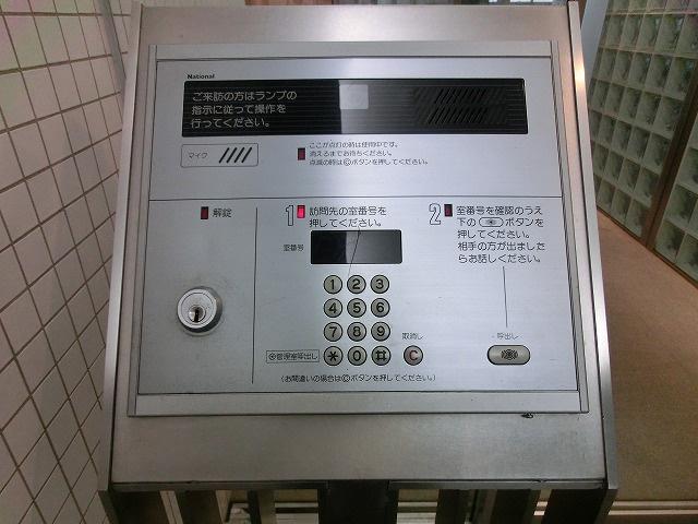【設備】COMFORIA浅草駒形