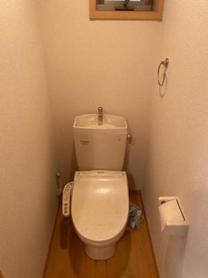 【トイレ】グランシャレー千束