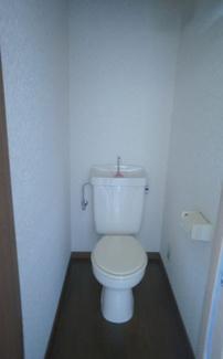 【トイレ】ベルハイツⅡ