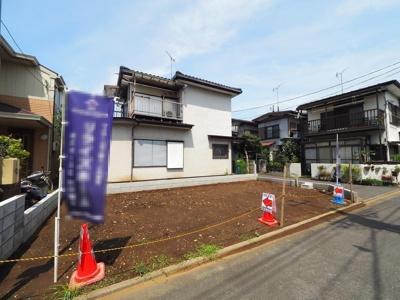 【外観】A232 新築戸建て 小平市御幸町