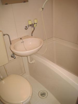 【浴室】スカイコート町田