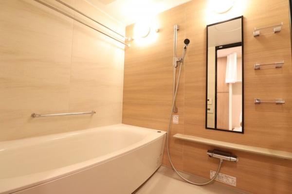 【トイレ】吊戸棚有!手洗いボウル有!