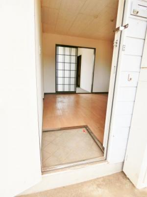 【玄関】シンフォニア八街