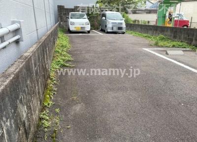 【外観】諏訪栄町駐車場N