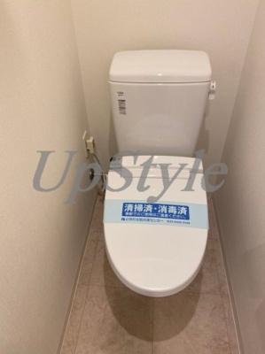 【トイレ】ステージファースト赤羽アジールコート