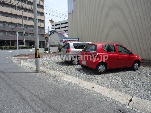 【外観】西新地駐車場O