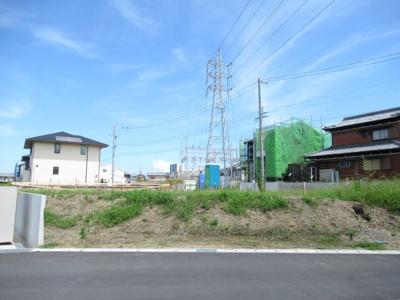 【外観】鈴鹿市神戸6丁目 宅地分譲1号地