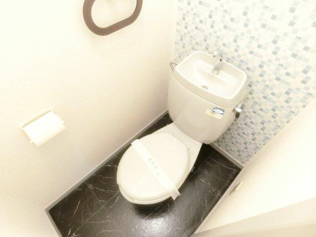 【トイレ】サンシティーリーブハイム