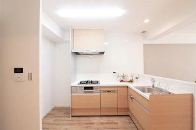 【キッチン】近鉄南港ガーデンハイツ22号棟