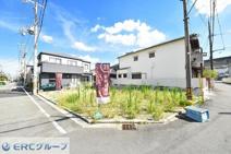 津門西口町 建築条件無土地 二区画販売中 の画像