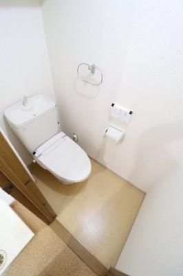 【トイレ】サンモールコート東洞院