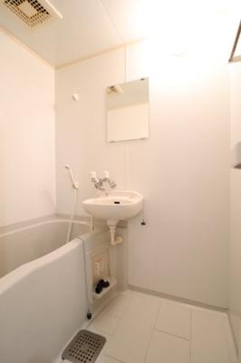 【浴室】サンモールコート東洞院