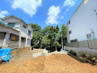 建物プラン例(1号区)建物価格2493万円、建物面積117.20㎡