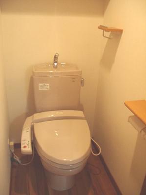 ウォシュレットトイレです★(同一仕様写真)