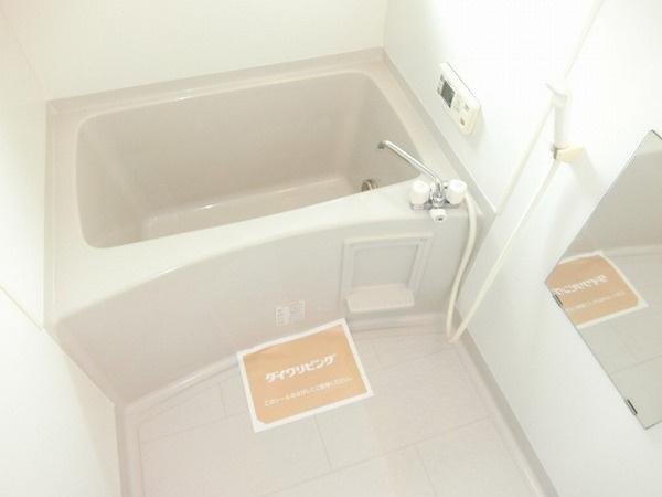 浴室乾燥機、追い焚き機能付きバス!