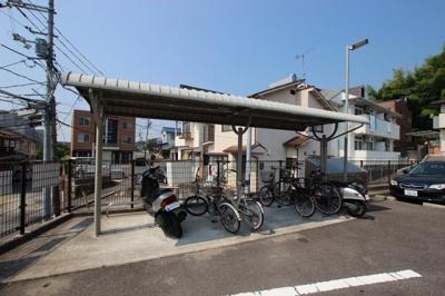【駐車場】コリーヌメゾン