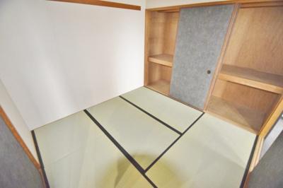 【寝室】ロイヤルハイツ松ヶ丘