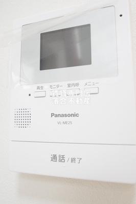 TV付インターフォン