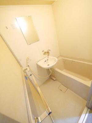 【浴室】セントラルヒルズ五番館