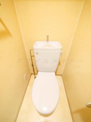 【トイレ】セントラルヒルズ五番館
