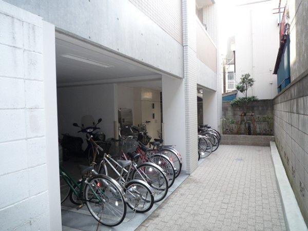 自転車置場(1台無料)