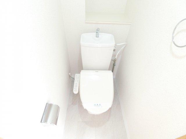 【トイレ】プランドールマサキ