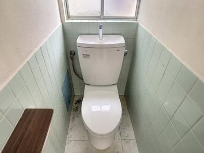 【トイレ】田中町Y戸建