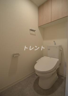 【トイレ】エストレージャス隨喜