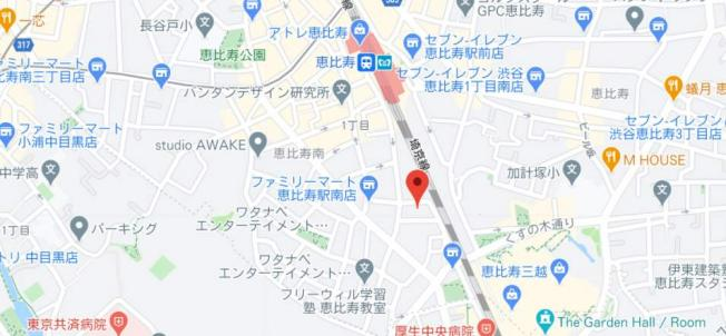 Keyaki Terrace恵比寿南(ケヤキテラス)