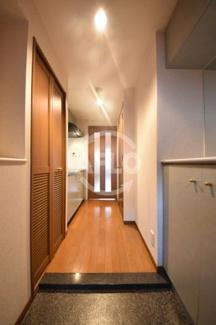 AISAII(アイサツー) 玄関スペース