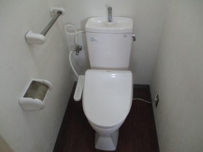 【トイレ】二見ハイツ