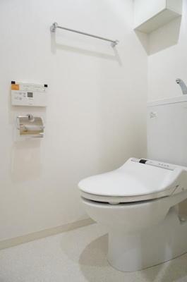 【トイレ】アパートメンツ東山